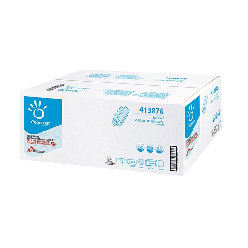 Papernet - Asciugamani Piegati Z